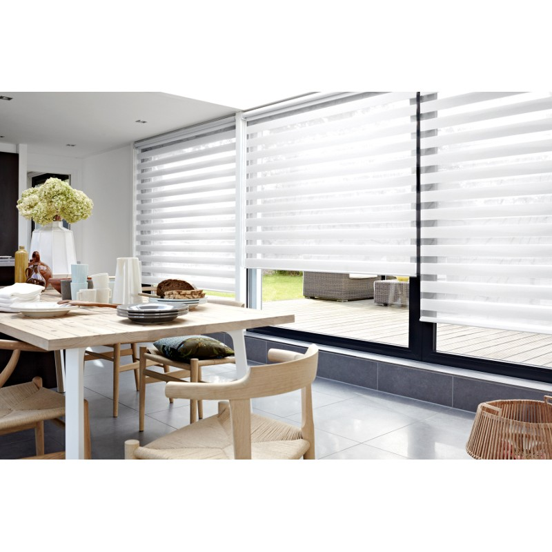 Cortina roller duo black out - Cortinas tipo persiana ...